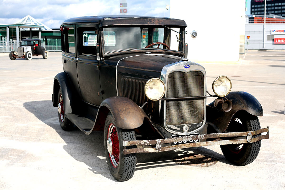Ford A-malli (vm. 1928)