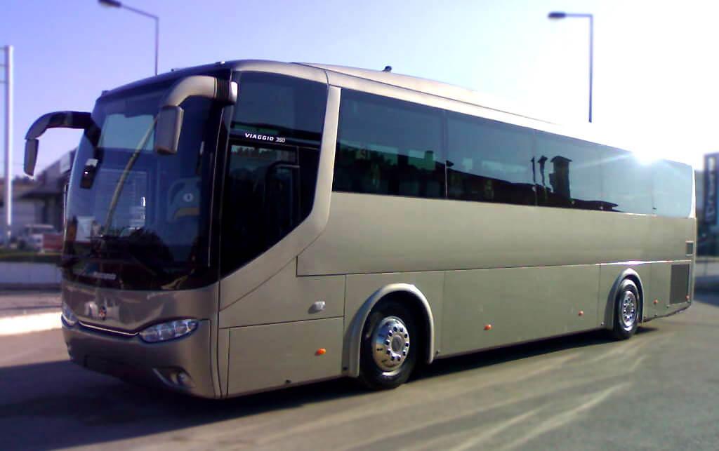 Iveco Marcopolo (54 paikkaa)