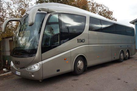 Scania Irizar PB (52 paikkaa)